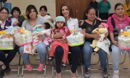 Madres primerizas en situación de vulnerabilidad recibirán apoyo del DIF Soledense