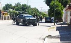 Fuerte balacera se desató en Mocorito, Sinaloa