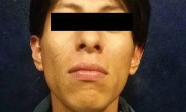 Detienen a sujeto por agredir a adulto mayor con navaja en la Julián Carrillo