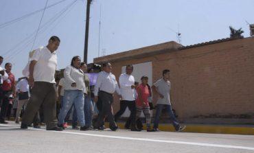 Alcalde soledense entrega obras de alto impacto en zonas antes consideradas marginadas