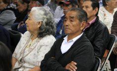 En Soledad 1300 personas de la tercera edad recibieron apoyos