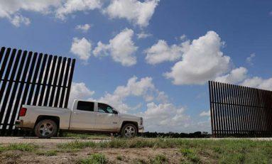 Trump pide fondos para su muro, pero EU sigue pagando una cerca