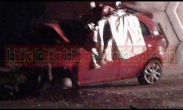 Luto en Villa de Reyes, mueren tres jóvenes en Gogorrón al chocar contra un puente