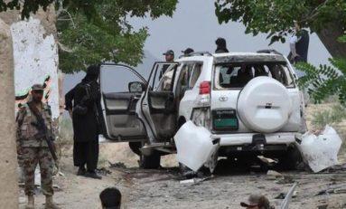 Mata explosión de coche bomba a 25 personas, en Pakistán