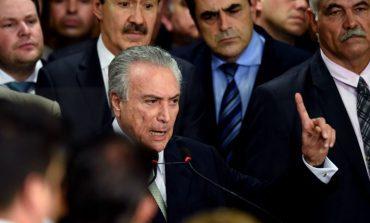 Prensa brasileña difundió imágenes que desataron el escándalo de Michel Temer