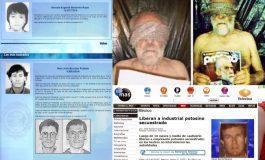 """Cayó el terrorista chileno Raúl Escobar Poblete, alias """"El Comandante Emilio"""": plagio a Nelly Esper Bujaidar"""