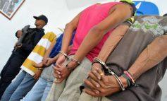 Más de 380 personas detenidas por diversos delitos en mayo y junio