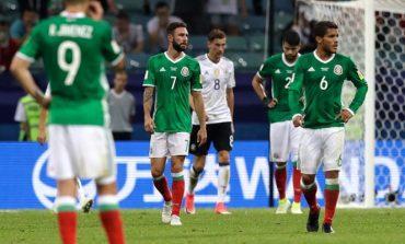 Vergonzosa derrota de México ante  Alemania