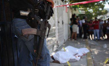México rezagado por violencia y corrupción