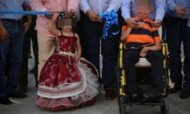 """Sicarios asesinan por error a """"reina infantil"""" y a su padre"""