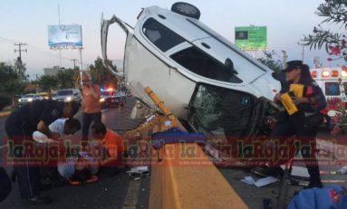 749  accidentes viales en la capital en lo que va del año