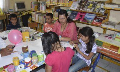 200 niñas y niños soledenses participarán en concurso de lectura y dibujo nacional