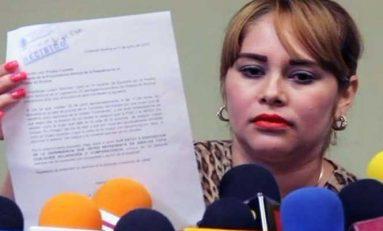 """Detienen a la """"Chapodiputada"""" en EU; buscaba asilo para sus hijos"""