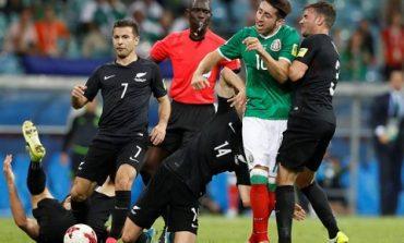 FIFA no sancionará a México por pleito con Nueva Zelanda