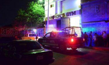 Ejecutan a deportista en gym de Privada Azteca