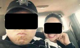 Suspenden a policías de Monclova por grabarse teniendo relaciones sexuales en comandancia