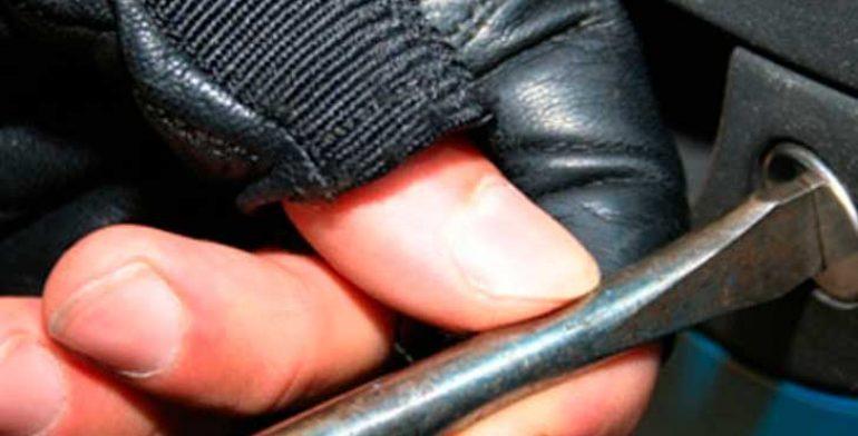¡Lo cacharon paseando en motocicleta robada! Logran detenerlo en Colonia La Libertad