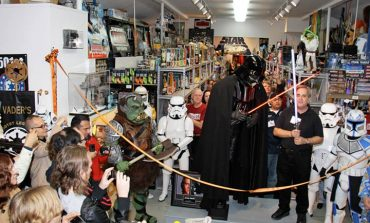 Roban la mayor colección de Star Wars en el mundo
