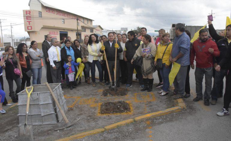 Arranca el presidente municipal Gilberto Hernández Villafuerte programa de semaforización en Soledad