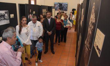 Inauguran exposición de fotografía antigua en Soledad