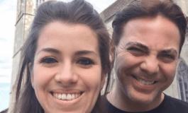 Cristian Castro se separa de su esposa en la luna de miel, a 28 días de haberse casado