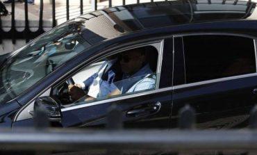 Cristiano Rolando se presentó a declarar por supuesto delito fiscal