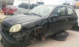 Hasta ocho vehículos abandonados detectaron en colonias del Oriente