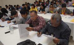 Presentan segunda evaluación funcionarios municipales de Soledad