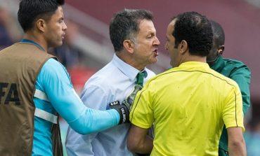 Osorio es suspendido seis partidos por insultar a árbitros
