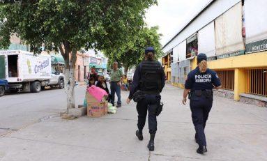 Mantendrán vigilancia en mercados municipales