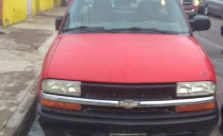 Localizan en la capital cuatro vehículos robados