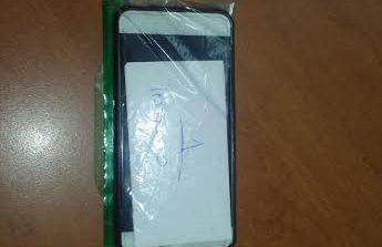 Detienen a hombre por despojar a mujer de su celular en la Zona Centro