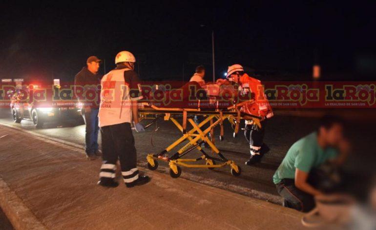 Intrepid impacta barrera de contención en la 57 y deja 8 lesionados