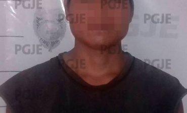 Hombre de 22 años es reaprehendido por delitos contra la salud