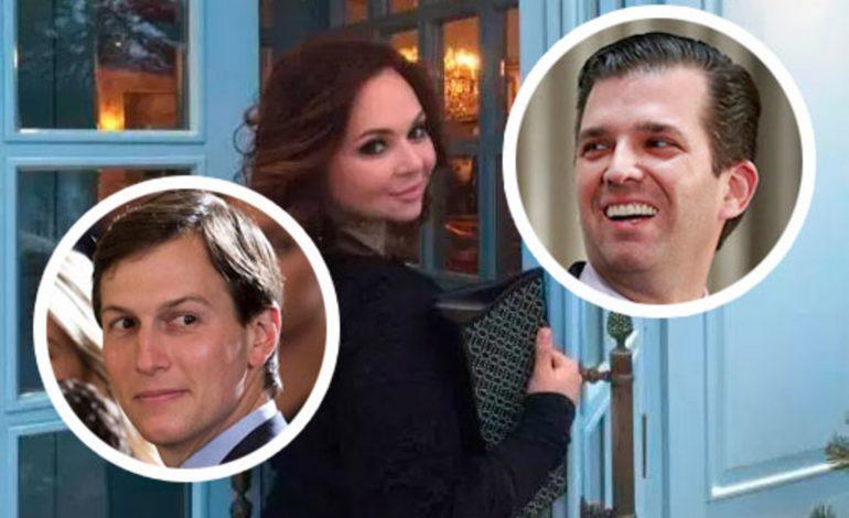 Hijo mayor de Trump, pieza clave del 'Rusiagate'