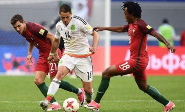 A México se le escapó el tercer lugar de la Copa Confederaciones