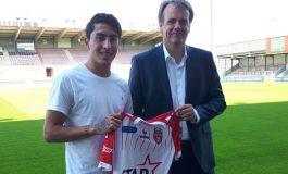 El potosino Omar Govea jugará en equipo de Primera División de Bélgica