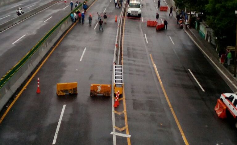 CNDH pide medidas cautelares en Paso Express