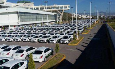 Nuevos taxis para la Zona Metropolitana