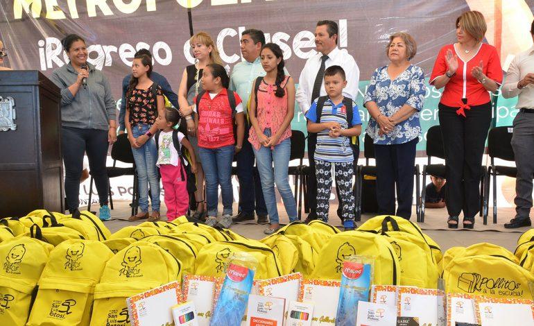 Más obras y acciones en 2º Informe de Gobierno: Ricardo Gallardo Juárez