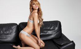 Eiza González se luce en candente sesión fotográfica