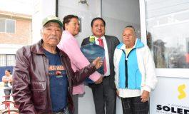 Inauguran purificadora en Rivas Guillén Cuarto Plano