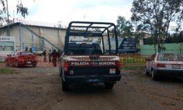 Con lujo de violencia asaltan a trabajadores en Parque Tangamanga