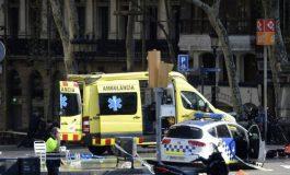 En presunto ataque terrorista, camioneta arrolla a personas en Barcelona