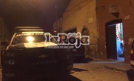 Rafaguean domicilio en calle Moctezuma