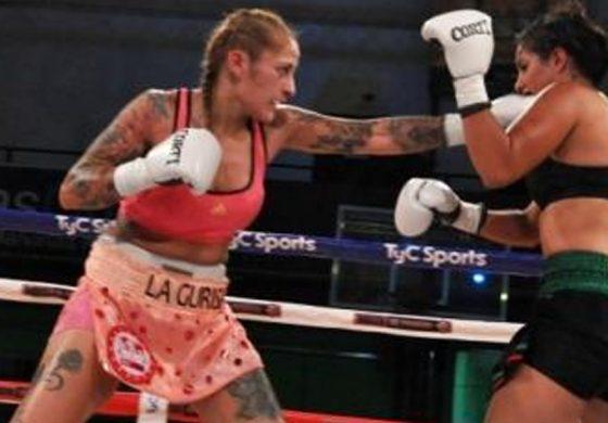 Boxeadoras mexicanas caen en peleas