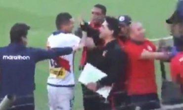 Mexicano es suspendido un año por dar cabezazo a jugador