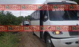 Continúa la PGJE con investigación de mujer agredida en camión de transporte de personal