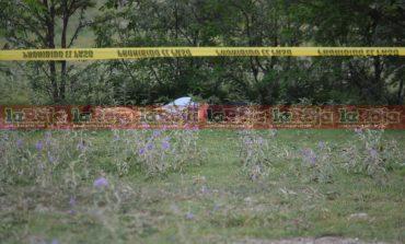 Mujer encontrada muerta ayer en Pozos había sido secuestrada, los captores la asesinaron a pesar de que se pagó el rescate