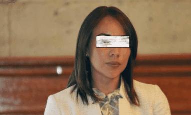 Dictan prisión preventiva a presunta novia de Duarte